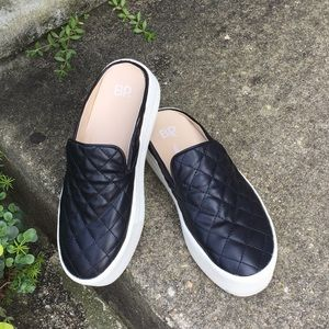 BP. Quilted Slip-ons